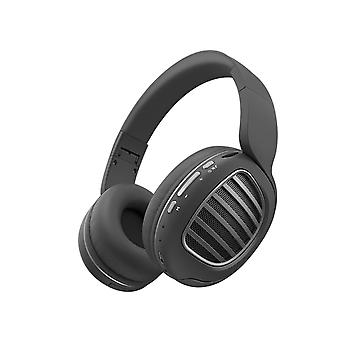 Foldable Wireless Noise Cancelling Bluetooth Headphone With Mic