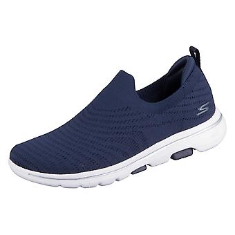 Skechers GO Walk 5 124250NVW universal all year women shoes