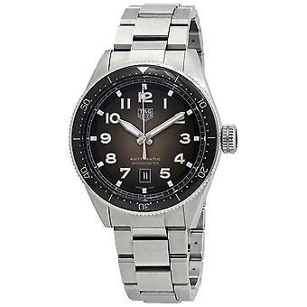 Tag Heuer Autavia Automatic Black Dial Men's Watch WBE5114.EB0173