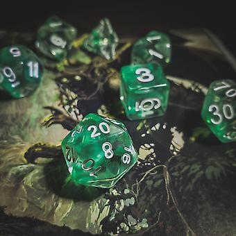 Emerald Wind Dobbelstenen