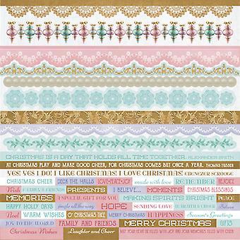 Kaisercraft - Christmas Wishes Sticker Sheet