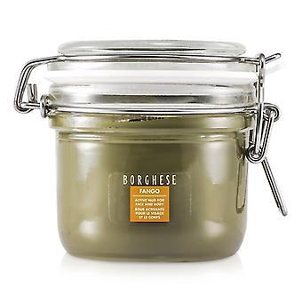 Borghese Fango Active Mud Face & Body (Jar) 212g/7.5oz