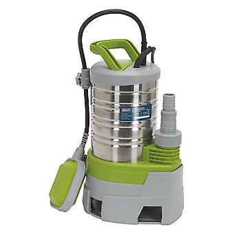 Sealey Wps225P dompelpompen RVS Water pomp Auto vuil Water 225L/Min 230V