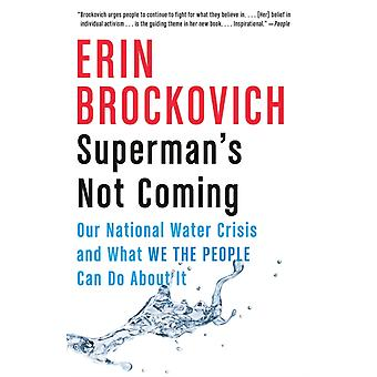 Supermans Not Coming by Erin Brockovich