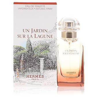 Un Jardin Sur La Lagune door Hermes Eau De Toilette Spray 1.6 oz