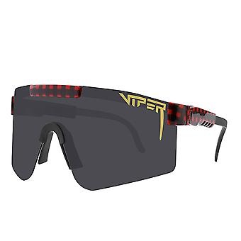 Pit-viper Polarized Sports Sunglasses UV400 Outdoor Cycling Running Glasses For Men Women