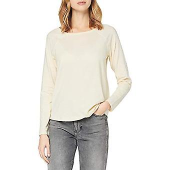 TOM TAILOR Denim Raglan T-Shirt, 22515-Soft Cream, Beige, XS Woman