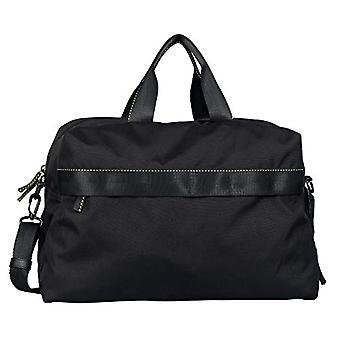 Tom Tailor Jon, Leisure Bag. Man, Black, Large