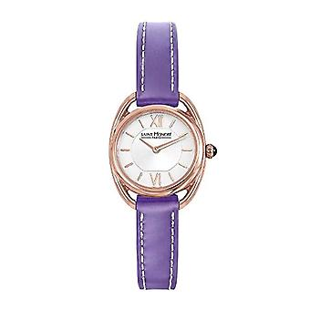 Saint Honore Analog Quartz Watch for Women with Leather Strap 7210268AIR-PUR