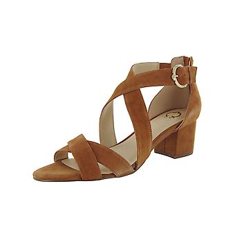 C. Wonder Womens Lousia Cross Band Sandal Shoes