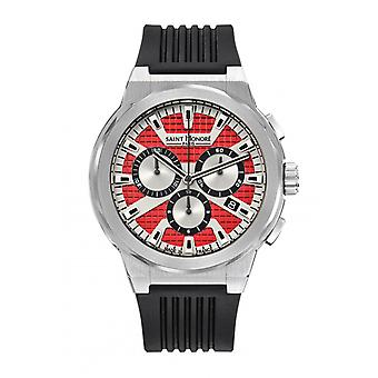 Men's Watch 8862481RFNN - Silicone Black