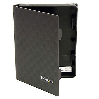 StarTech 2,5-Zoll-Schutzhülle für antistatische Festplatten - Schwarz (3pk)