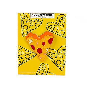 Happy News Emali pin -merkki - Pizza