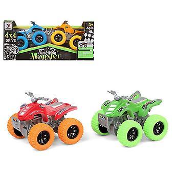 Caminhão Monstro 4 x 4 (24 x 11 cm)