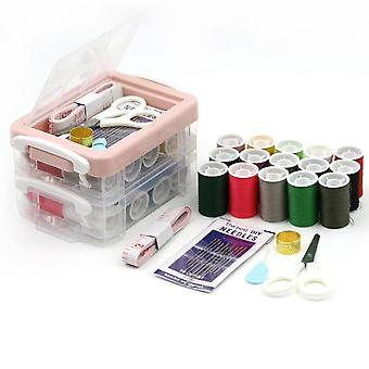Household Sewing Kit Portable Multi-functional Sewing Kit Sewing Stitch Sewing Needle Small
