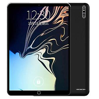 """(Nero) 10.1"""" Tablet PC Android 9.0 128GB 10 Core 4G WIFI Dual SIM Camera Phablet HD"""
