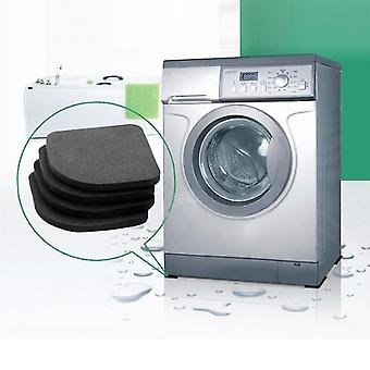 Anti Vibration Pad - Skive Shock Slip Måtter til vaskemaskine og