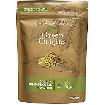 Organic Hemp Protein Powder - 250 grams