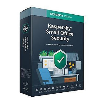 Spanish Company Antivirus Kaspersky KL4541X5KFS-20ES