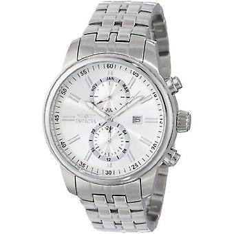 Invicta  Specialty 0248  Stainless Steel Chronograph  Watch