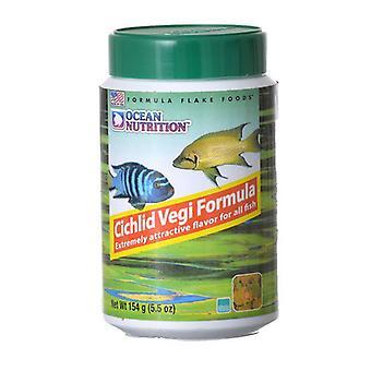 Ocean Nutrition Cichlid Vegi Formula - 5.5 oz
