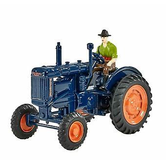 Storbritannia 43293 Storbritannia Fordson Major E27N Modell Traktor 1:32 100-årsjubileum