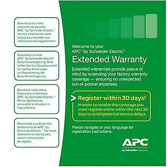 APC Service Pack 3 års forlænget garanti, 3 år, 24x7