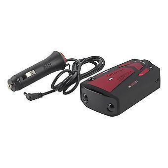 Security monitors recorders car 16 band voice alert laser v7 led display security gps speed radar detector