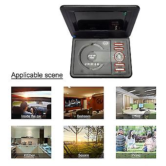 7.8 Inch Ultra-thin Hd Mobile Dvd Player Hi-speed Usb Game Dvd Player