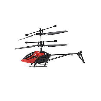 子供のための飛行ヘリコプター赤外線誘導ドローン飛行センサーRcヘリコプター