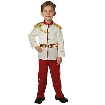 Prince Charming Dress Up Boy Halloween Christmas Set