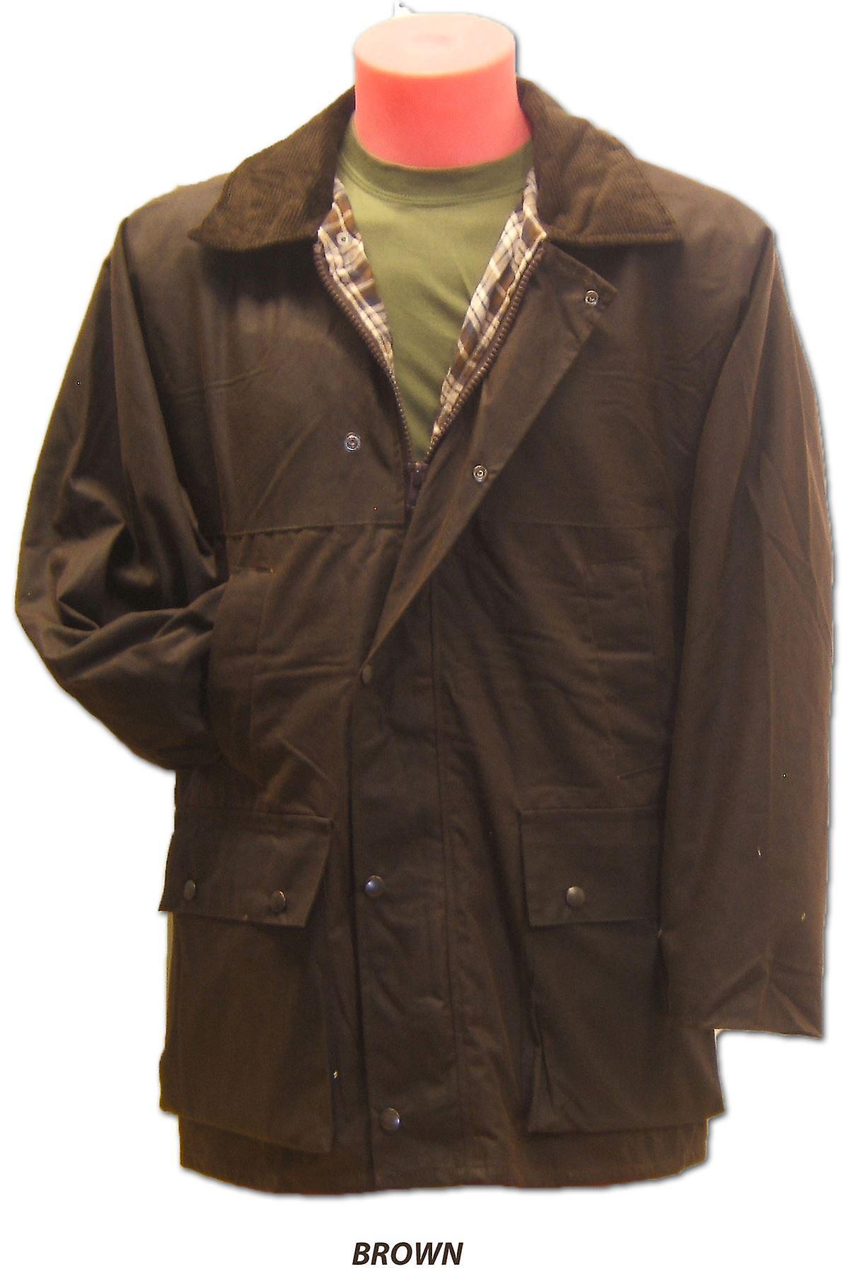 Brand New Cotton Wax Riding Hunting Jacket