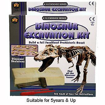 Dinosaur opgraving Kit