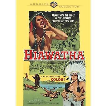 Importación de USA de Hiawatha [DVD]
