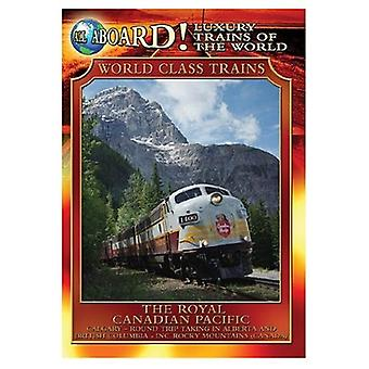 Royal Canadian Pacific [DVD] USA import