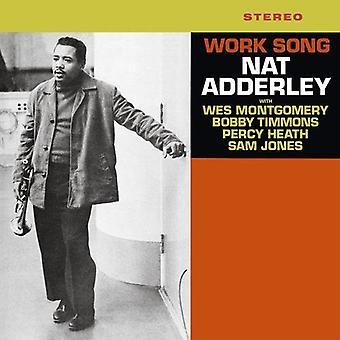 Nat Adderley - Work Song [Vinyl] USA import