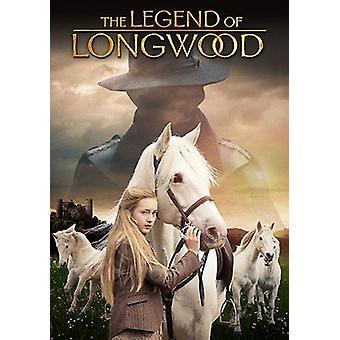 Legenden om Longwood [DVD] USA importere
