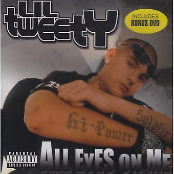 Lil Tweety - All Eyes on Me [CD] USA import