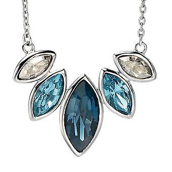 925 zilveren Swarovski Crystal modieuze halsketting