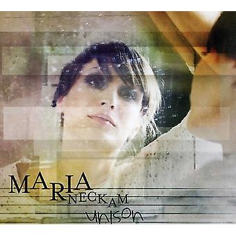 Maria Neckam - Unison [CD] USA import