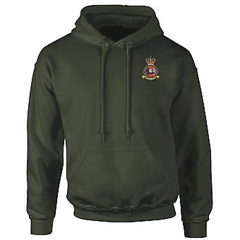 Zentrum Verteidigung Medizin Stickerei Logo - offizielle königliche Luftwaffe Hoodie