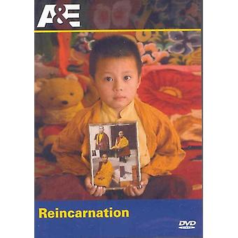 Ancient Mysteries: Reincarnation [DVD] USA import