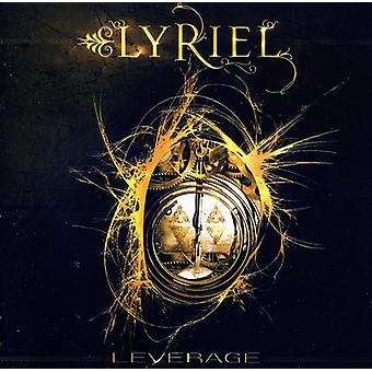 Lyriel - Leverage [CD] USA importieren