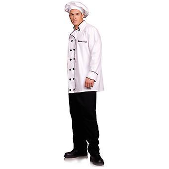 Monsieur Chef (veste pantalon chapeau)