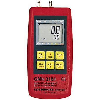 Greisinger GMH 3181-07 Digital Fine Manometer with Logger