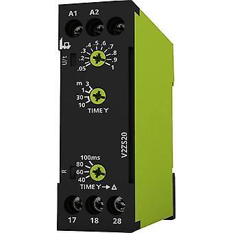 tele V2ZS20 12-240V AC/DC TDR Multifunction 1 pc(s) Time range: 0.04 - 180 s 2 makers