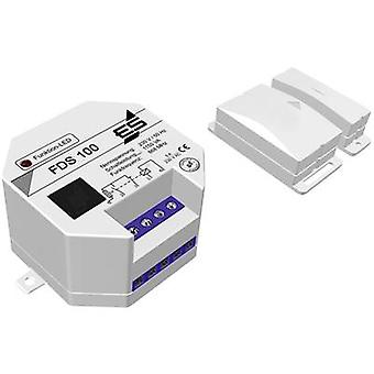 Schabus Wireless discharged air control FDS100 1150 W White