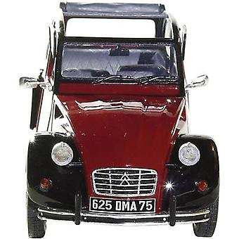 Revell 07095 Citroen 2CV Charleston bil model montage kit 1:24