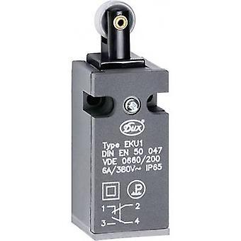 Schlegel EKU1-KR Limit switch 380 V AC 6 A Tappet momentary IP65 1 pc(s)