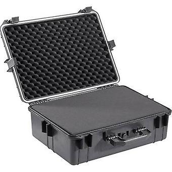 בסיס טק 658799 תיבת הכלי אוניברסלי (ריק) IP67 (L x W x H) 560 x 430 x 215 mm